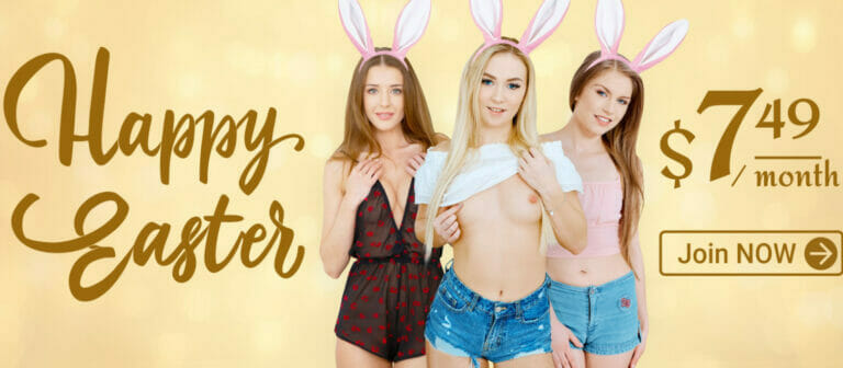 easter's vr porn discounts
